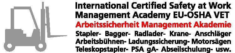 Arbeitssicherheit Management Akademie